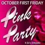 Pink Party 180 x 180